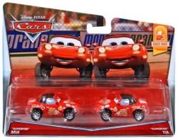 CARS (Auta) - Mia + Tia (fanynky)