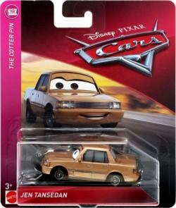 CARS 3 (Auta 3) - Jen Tansedan
