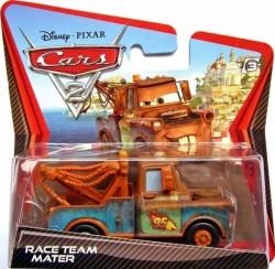 CARS 2 (Auta 2) - Race Team Mater (short card)